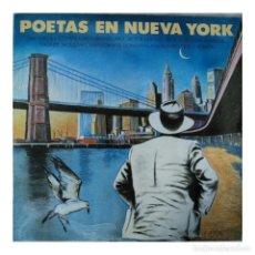 Discos de vinilo: LP POETAS EN NUEVA YORK - ORIGINAL ANALOGICO SPAIN 1986. Lote 220707066