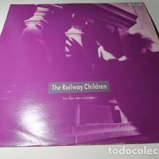 Discos de vinilo: MAXI - THE RAILWAY CHILDREN ?– IN THE MEANTIME - VST 1070 ( VG+ / VG+) UK 1988. Lote 220727982
