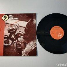 Disques de vinyle: 1010- THE PALE FOUNTAINS JEANS NOT HAPPENING MAXI SINGLE ES 1985 VIN POR VG DIS NM. Lote 220728176