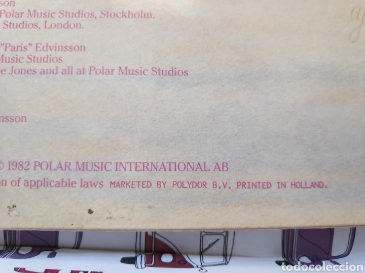 Discos de vinilo: Frida - Album holandés - Somethings going on - Vinilo - Abba - Foto 4 - 220745476