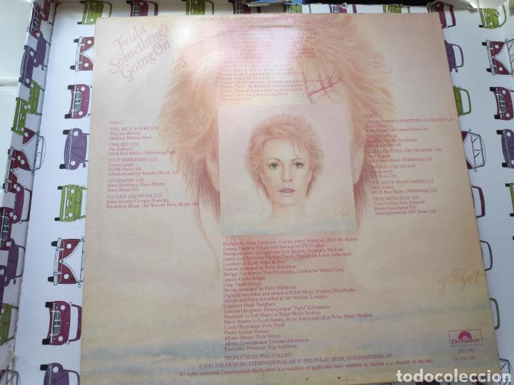 Discos de vinilo: Frida - Album holandés - Somethings going on - Vinilo - Abba - Foto 7 - 220745476