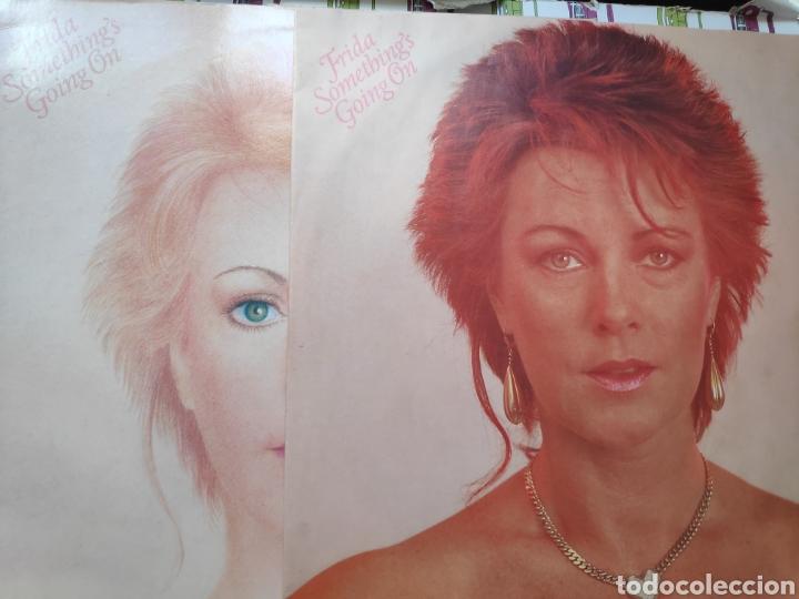 FRIDA - ALBUM HOLANDÉS - SOMETHING'S GOING ON - VINILO - ABBA (Música - Discos - LP Vinilo - Pop - Rock - Internacional de los 70)