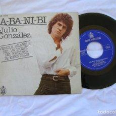 Discos de vinilo: DISCO SINGLE. Lote 220752346