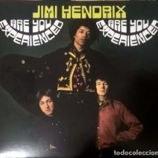 Discos de vinilo: THE JIMI HENDRIX EXPERIENCE ?– ARE YOU EXPERIENCED - LP REEDICIÓN 2011. Lote 220761317