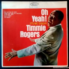 Discos de vinilo: TIMMIE ROGERS - YOU BETTER O NOW - EP 1965 - EPIC. Lote 220770303