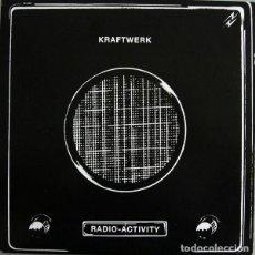 Discos de vinilo: KRAFTWERK ?– RADIO-AKTIVITÄT- LP - REEDICIÓN. Lote 220774066