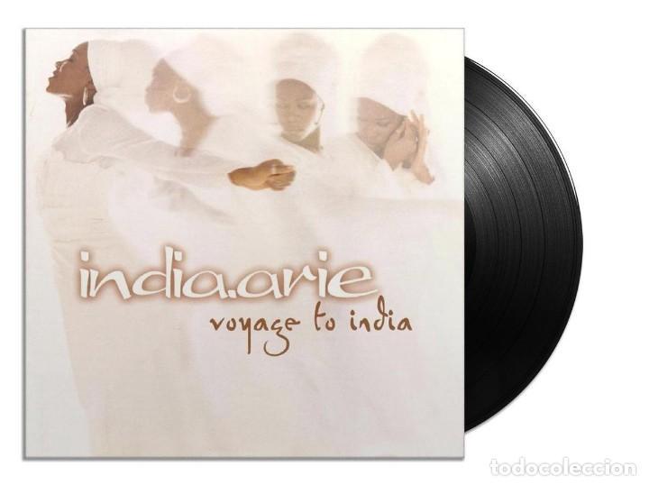 Discos de vinilo: India.Arie * LP Music on Vinyl HQ 180g * VOYAGE TO INDIA * Nuevo * Sealed - Foto 2 - 220782840