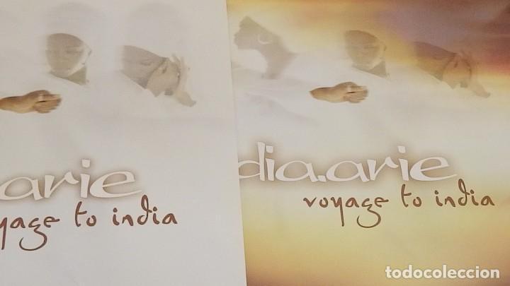 Discos de vinilo: India.Arie * LP Music on Vinyl HQ 180g * VOYAGE TO INDIA * Nuevo * Sealed - Foto 4 - 220782840