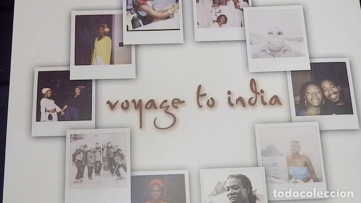 Discos de vinilo: India.Arie * LP Music on Vinyl HQ 180g * VOYAGE TO INDIA * Nuevo * Sealed - Foto 7 - 220782840