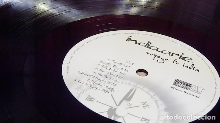 Discos de vinilo: India.Arie * LP Music on Vinyl HQ 180g * VOYAGE TO INDIA * Nuevo * Sealed - Foto 11 - 220782840