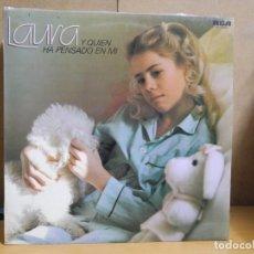 Discos de vinilo: LAURA - Y QUIEN HA PENSADO EN MÍ - RCA VICTOR PL-35397 - 1982 - PROMOCIONAL. Lote 220794502