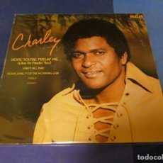 Discos de vinilo: EXPRO LP BOXX 79 LP COUNTRY USA 1970 CHARLEY PRIDE HOPE YOU ARE FEELING ME LIKE....ESTADO DECENTE. Lote 220805425