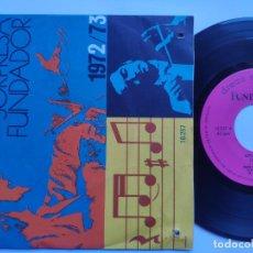 Discos de vinilo: PEKENIKES - EP SPAIN PS - MINT * TABASCO / TREN TRANSOCEANICO A BUCARAMANGA + 2. Lote 220805990
