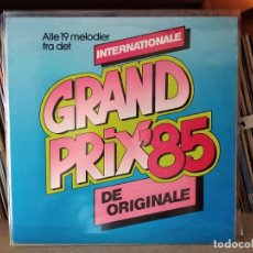 Discos de vinilo: INTERNATIONALE GRAND PRIX '85. Lote 220807276