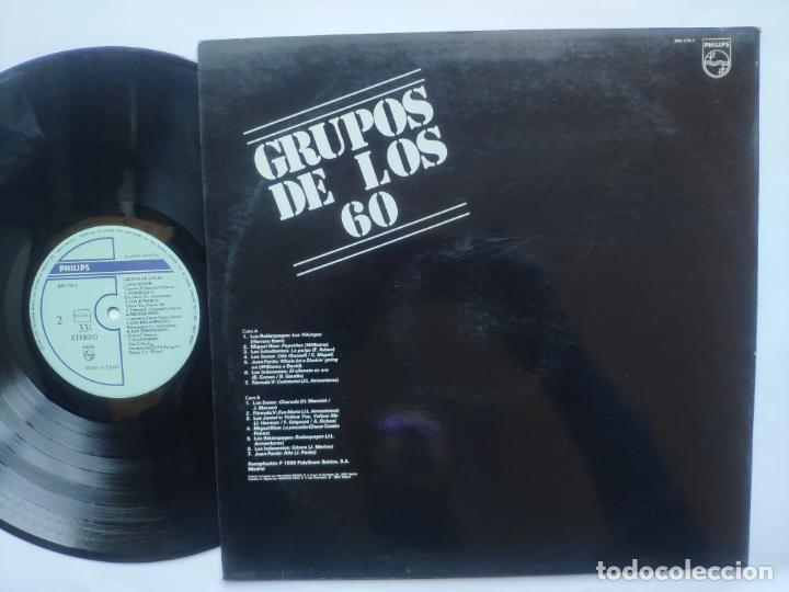 Discos de vinilo: GRUPOS DE LOS 60 - LP Spain PS - MINT * LOS SONOR / LOS INDONESIOS / LOS ESTUDIANTES / MIGUEL RIOS - Foto 2 - 220807435