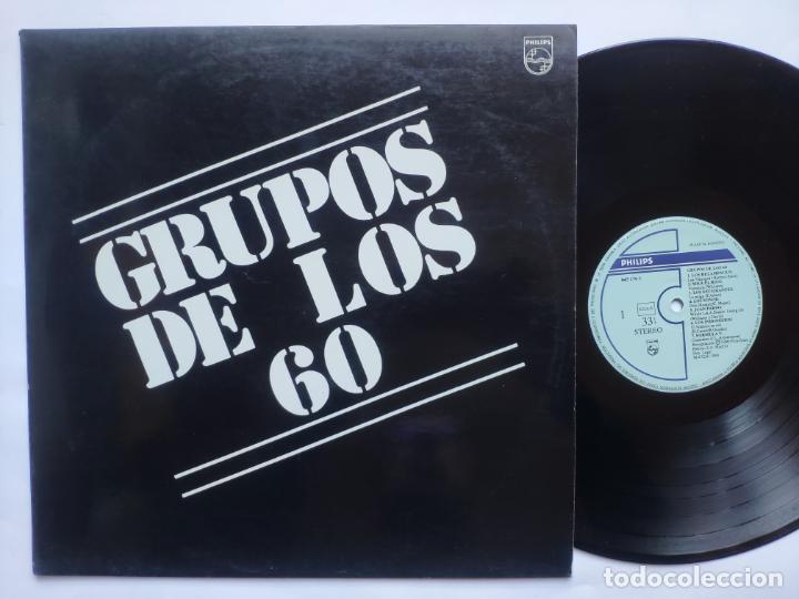GRUPOS DE LOS 60 - LP SPAIN PS - MINT * LOS SONOR / LOS INDONESIOS / LOS ESTUDIANTES / MIGUEL RIOS (Música - Discos - LP Vinilo - Grupos Españoles 50 y 60)