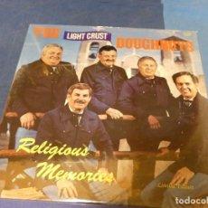Discos de vinilo: EXPRO LP BOXX 79 LP COUNTRY USA 70S THE LIGHT CRUST DOUGHBOYS RELIGIOUS MEMORIES BUEN ESTADO. Lote 220808060
