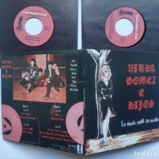 Dischi in vinile: VIUDA GOMEZ E HIJOS - DOBLE EP SPAIN PS - MINT * LA VIUDA ESTA DE VUELTA. Lote 220808161