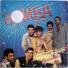Disques de vinyle: LOS HERMANOS ROSARIO-ACABANDO!, KAREN RECORDS K-107. Lote 220811636