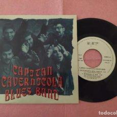 Discos de vinilo: 7 CAPITAN CAVERNICOLA BLUES BAND - NO LO INTENTES +3 - NORTE SUR B-E.P2002-94 - SPAIN - EP (EX/EX). Lote 220833912