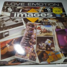 Discos de vinilo: MAXI - IMAGES / RAMSDY JAY AND GANG ?– LOVE EMOTION / DEVIL'S RAP - 2LP (VG+ / VG+) SPAIN 1986. Lote 220835495