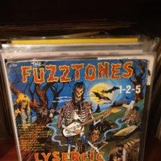 Discos de vinilo: FUZZTONES / WIPERS / ENIGMA RECORDS 1986. Lote 220837362