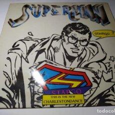 Discos de vinilo: MAXI - STARGO ?– SUPERMAN - 04.2350/8 (VG+ / VG+ ) SPAIN 1985. Lote 220843940