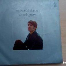 Disques de vinyle: RAPHAEL ALELUYA DEL SILENCIO/ LOS PELEGRINITOS 7. 1970 HISPAVOX. Lote 220845151