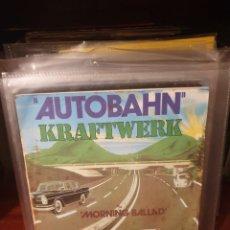 Discos de vinilo: KRAFTWERK / AUTOBAHN / EDICIÓN FRANCESA / PROMOCIONAL /VERTIGO 1974. Lote 220845812