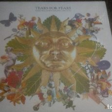 Disques de vinyle: TEARS FOR FEARS – TEARS ROLL DOWN (GREATEST HITS 82-92) (SPAIN 1992). Lote 220847457
