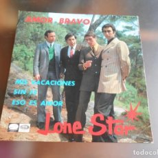 Discos de vinilo: LONE STAR, EP, AMOR BRAVO + 3, AÑO 1967. Lote 220853838