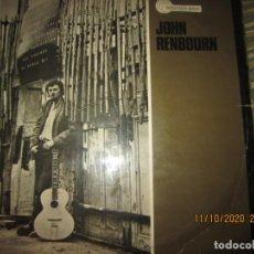 Discos de vinilo: JOHN RENBOURN - JOHN RENBOURN LP - ORIGINAL INGLES - TRANSATLANTIC RECORDS 1966 - DEBUT ALBUM -. Lote 220854808