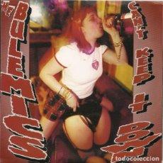 """Discos de vinilo: THE BULEMICS – CAN'T KEEP IT DOWN VINYL, 7"""", RED PUNK ROCK. Lote 220858866"""