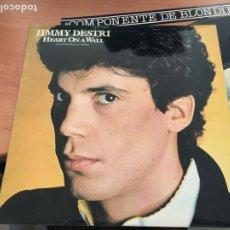 Discos de vinilo: JIMMY DESTRI BLONDIE (HEART ON A WALL) LP ESPAÑA (B-13). Lote 220871338