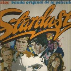 Discos de vinilo: STARDUST BANDA ORIGINAL PELICULA. Lote 220873252