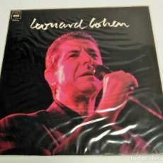Discos de vinilo: LEONARD COHEN ?– LEONARD COHEN. Lote 220873257