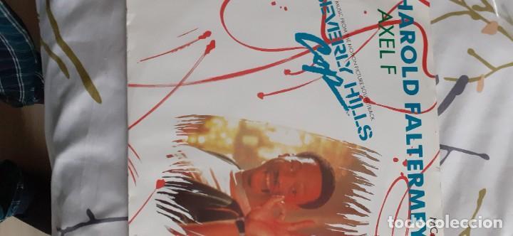 HAROLD FALTERMEYER AXEL F TEMA DE SUPERDETECTIVE EN HOLLYWOOD B.S.O. (Música - Discos de Vinilo - Maxi Singles - Bandas Sonoras y Actores)