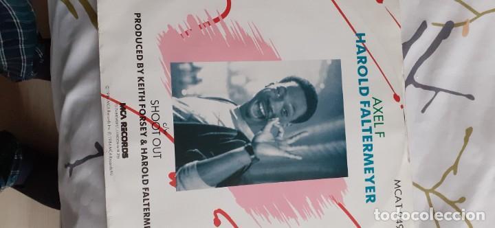 Discos de vinilo: HAROLD FALTERMEYER Axel F tema de superdetective en hollywood b.s.o. - Foto 2 - 220876607