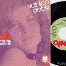 Discos de vinilo: VAINICA DOBLE - LAS 12 CARAS DE EVA - SINGLE DE VINILO. Lote 220877090