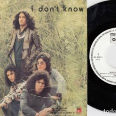 Discos de vinilo: THE STORM - I DON'T KNOW - SINGLE DE VINILO. Lote 220878137
