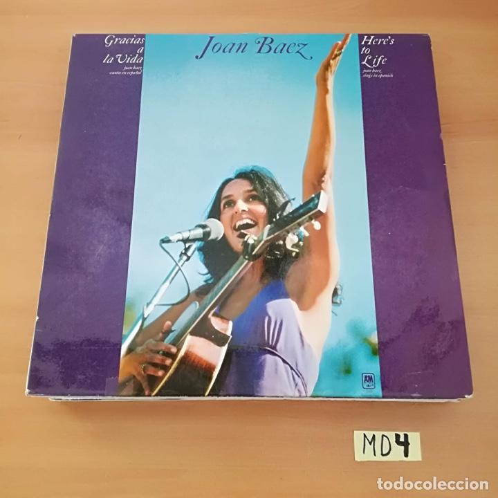 JOAN BAEZ (Música - Discos - LP Vinilo - Otros estilos)