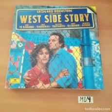 Discos de vinilo: WEST SIDE STORY. Lote 220882482