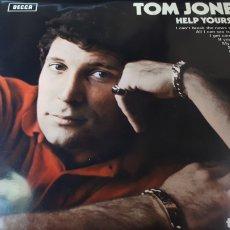 Discos de vinilo: TOM JONES HELP YOURSELF. Lote 220886715