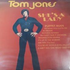 Discos de vinilo: TOM JONES SHE S LADY. Lote 220887453
