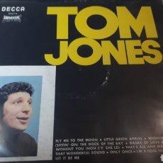 Discos de vinilo: TOM JONES. Lote 220887563