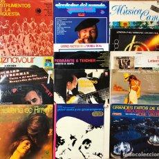 Discos de vinilo: LOTE 30 LP'S ORQUESTAS. Lote 220913333