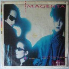 Discos de vinilo: MAGENTA // DETRAS DE MI // PROMO // 1985 // SINGLE. Lote 220921035