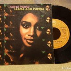 Discos de vinilo: ANITA WARD - LLAMA A MI PUERTA. Lote 220923591