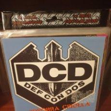 Discos de vinilo: DEF CON DOS / LA COTORRA CRIOLLA / BATERIAS TAPONADAS 1990. Lote 220932280