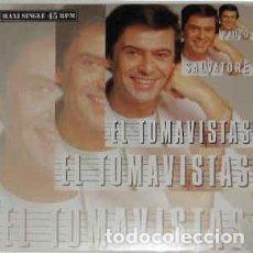 Discos de vinilo: PAOLO SALVATORE - EL TOMAVISTAS - 12 SINGLE - AÑO 1986. Lote 220933225